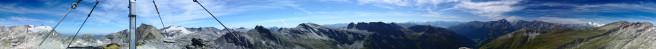 Panorama vom Eckkopf