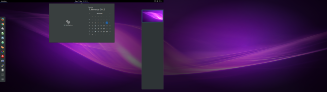 Ubuntu Gnome on two screens